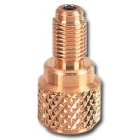 CPS AD84 1/4 Male R12 x 1/2 Acme Female Adapter 3 Pk. image