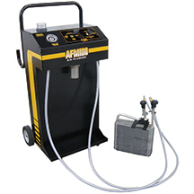 CPS AFM100 A/C Flush Machine w/Universal Couplers image