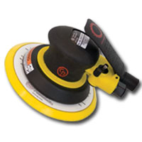 Chicago Pneumatic CP 7225 Yellow Random Orbital Sander  image