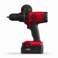 """Chicago Pneumatic 8941085481 CP8548K 1/2"""" CORDLESS HAMMER DRILL DRIVER KIT image"""