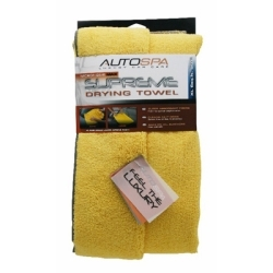 Carrand 40059AS Microfiber MAX Supreme Dry'g Towel- 6.25 sqft image