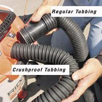 "Crushproof Tubing 1500010 VACUUM HOSE 1.5"" X 10' image"