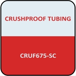 "Crushproof Tubing F675-SC Adapter TL 3"" x 11"" w/Suction image"
