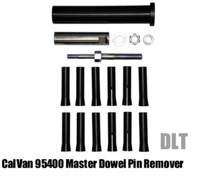CalVan Tools 95400 In-Line Dowel Pin Puller Master Set image