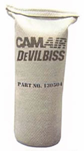 DeVilbiss 130504 CamAir Replacement Desiccant Cartridge for CT30 Filters image