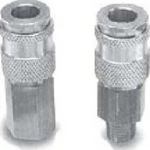 "Image ITW Devilbiss 240147 QUICK COUPLING 1/4"" MALE THREAD (HIGH FLOW)"