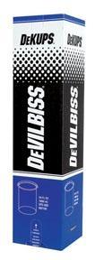 Devilbiss DPC-600 DeKups Disposable Cups and Lids - 34 oz. image