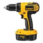 Image Dewalt Tools DC720KA 18 VOLT Compact 1/2'' (13mm) 18V Cordless Drill/Driver Kit