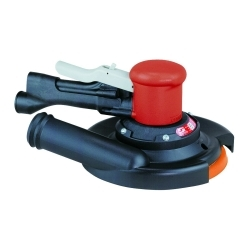 "Dynabrade Products 10764 8"" ORBITAL SANDER VACUUM GEAR DRIVEN image"