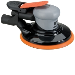 "Dynabrade Products 69014 6"" Central Vac Silver Supreme Sander image"