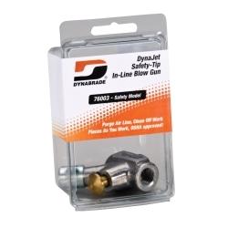 Dynabrade 76003 DynaJet Safety-Tip In-Line Blow Gun image