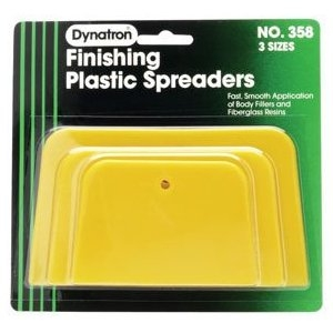 Dynatron 358 Yellow Spreaders - 3 Pack Assorted image