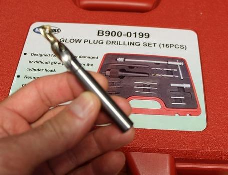 Baum B900-0199-10 Replacement 10mm Step Drill Bit image