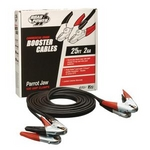 Image Coleman Booster Cables 08862 2GA 25' Parrot Jaw Clamps
