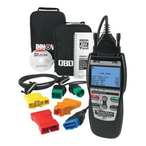 Equus Products 3140 Scan Tool Can OBD 2 and 1 Kit image