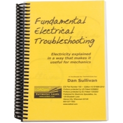 Electronic Specialties 182 Fundamental Electrical Troubleshtg Book- 200 pages image