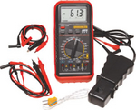 Image Electronic Specialties 585K Digital Multimeter Kit w/ Inductive RPM Pick-Up
