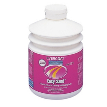 Fibreglass Evercoat 421 EASY SAND POLYESTER GLAZING PUTTY 30 OZ BOTTLE image