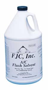 FJC 2128 A/C Flush Solvent - 1 Gallon image