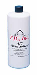 FJC 2032 A/C Flush Solvent - 1 Quart image