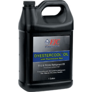 FJC DyEstercool Oil, Gallon FJC 2447 image