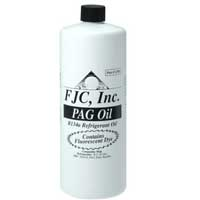 FJC Universal PAG Oil with UV Dye Fluorescent Leak Detection (Quart) image