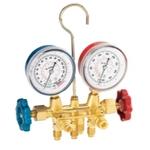 Image FJC, Inc. 6721 R134a Brass Manifold Set