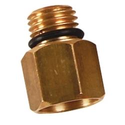 FJC, Inc. 6827 R1234YF Coupler to R134a Hose Adapter image