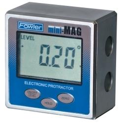 Fowler 74-422-450-1 Mini-Mag Protractor image