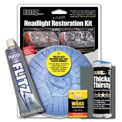 Flitz HR 31501 Headlight Restoration Kit image