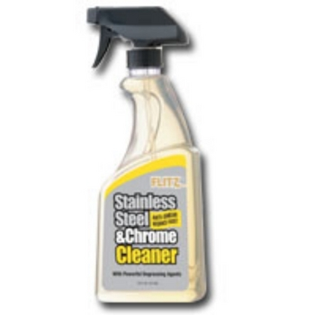 Flitz SP 01506 Stainless Steel and Chrome Cleaner image