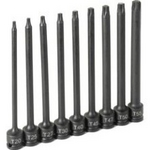 Image Grey Pneumatic Torx Set 9pc 6