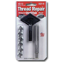 HeliCoil HEL5521-8 Thread Repair Kit for 1/2-13T - 6 Inserts image