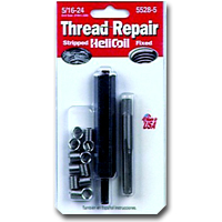 Image Helicoil Thread Repair Kit for 3/8-24T - 12 Inserts HEL 5528-6