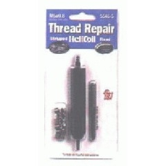 HeliCoil HEL5543-11 Thread Repair Metric Kit for M11x1.25 - 6 Inserts image