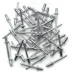 Image Helicoil 57662 ALUMINUM RIVETS 30 Pieces 3/16
