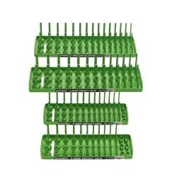Hansen Global 92004 Hansen Global Socket Holder, Green (4-Pack) image