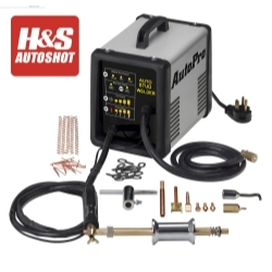 H And S Auto Shot UNI-9500 Multifunction Steel Stud Welder image