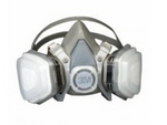 Image 3M 07192 Half Mask Respirator P95, Medium