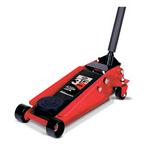 Image Intermarket 350SS 3-1/2 Ton Pro Heavy Duty Double-Pumper Floor Jack