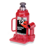 Image Intermarket 3512 Heavy Duty 12 Ton Hydraulic Bottle Jack