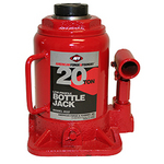 Image Intermarket 3522 Short Body 20 Ton Hydraulic Botttle Jack