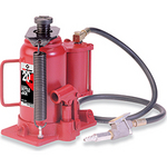 Image Intermarket 5520B Heavy Duty 20 Ton Air/Hydraulic Bottle Jack