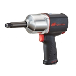 "Ingersoll Rand 2135QXPA-2 1/2"" Composite Impact Wrench - Quiet Ext Anvil image"
