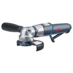 """Ingersoll Rand 3445MAX Air Angle Grinder - 4.5"""" wheel - Heavy Duty image"""