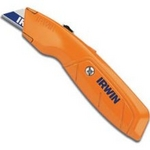 Image Irwin Industrial 2082300 Utility Knife Std Retractable Hi Visibility