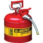 Image Just Rite JUS 7220120 2 Gallon Type 2 Accuflow Safety Gas Can