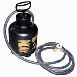 Image KD Tools 2901 Brake Bleeder Tank 4 Qt 10-1/2 Ft Hose