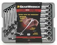 KD Tools KD 85888 GearWrench 12 Pc XL X-Beam Metric Wrench Set image