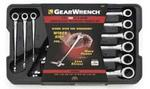 Image KD Tools KD 85898 GearWrench XL X-BEAM SAE 9 Pc Ratcheting Wrench Set